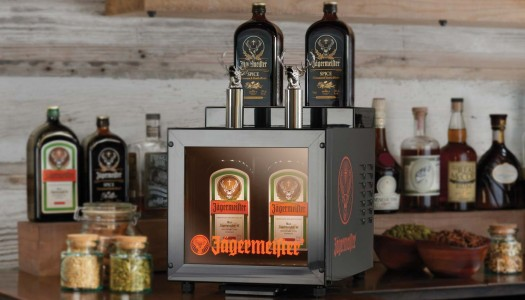 A Cool New Way to Serve Jägermeister
