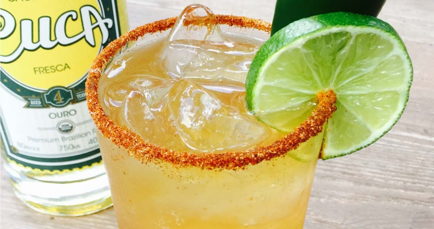 Must Mix: Cuca Fresca Michelada cocktail