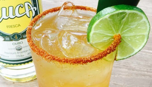 Must Mix: Cuca Fresca Michelada