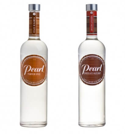 Pearl Vodka Two New Flavors