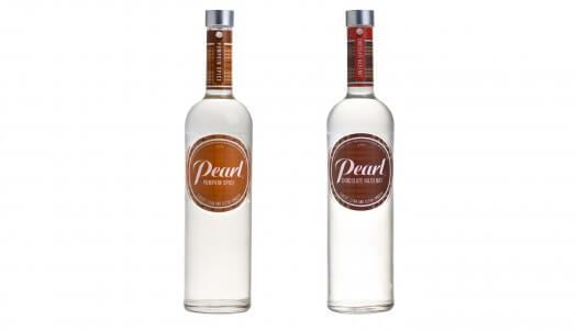 Pearl Vodka Introduces Two New Flavors