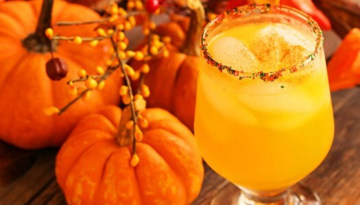 5 Pumpkin Cocktails to Mix Right Now