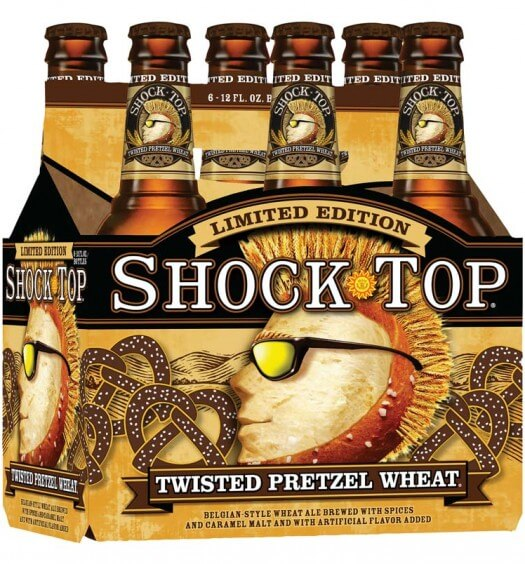 Shock Top Brings Back Twisted Pretzel Wheat