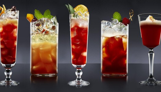 Cherry Heering Celebrates the Singapore Sling's 100th Anniversary