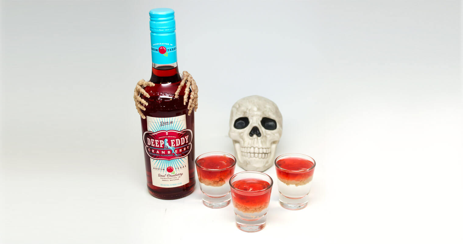 Easy to Mix Halloween Cocktails From Deep Eddy