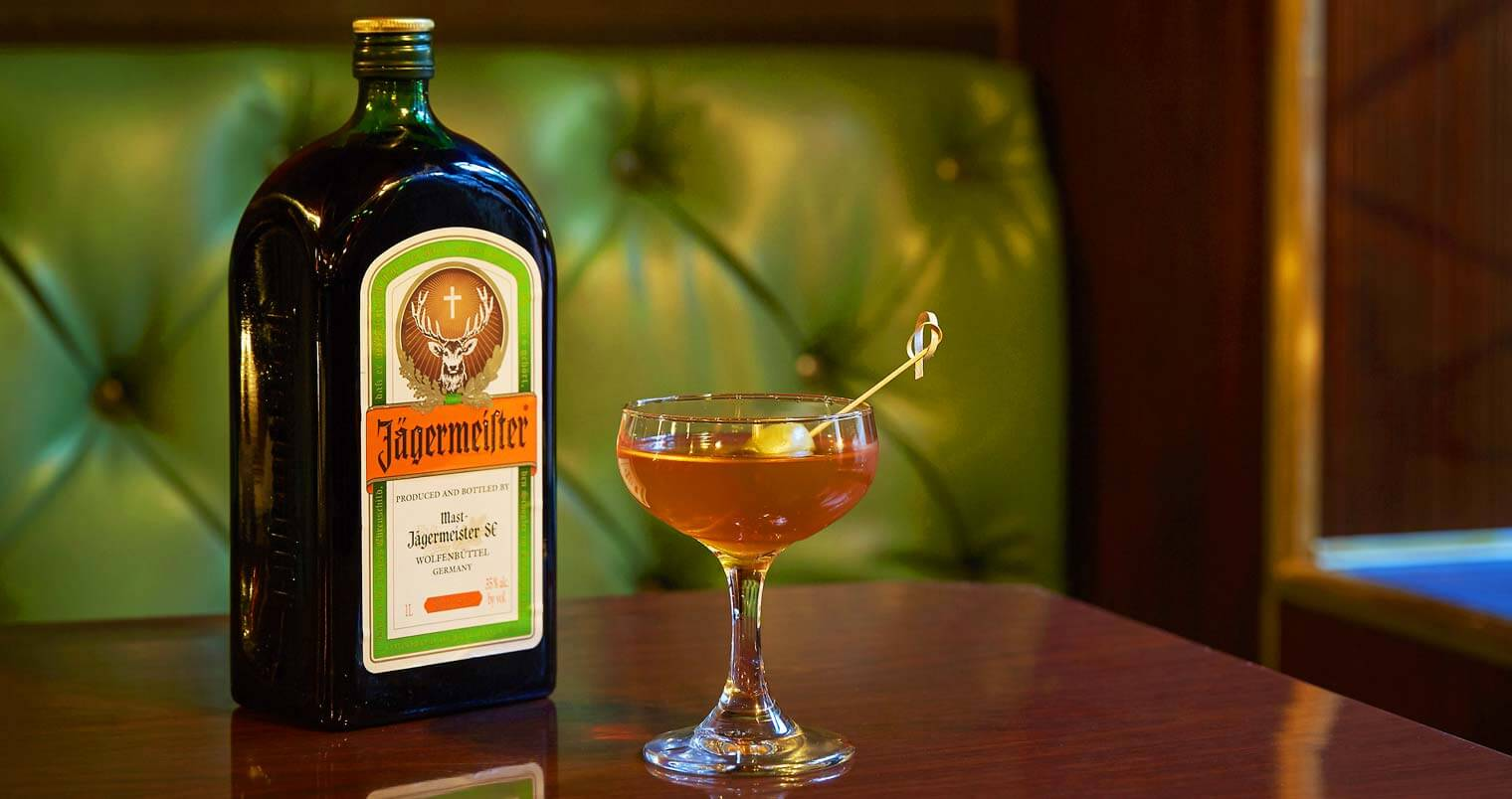 Chilled Drink of the Week: Dirty Jäger