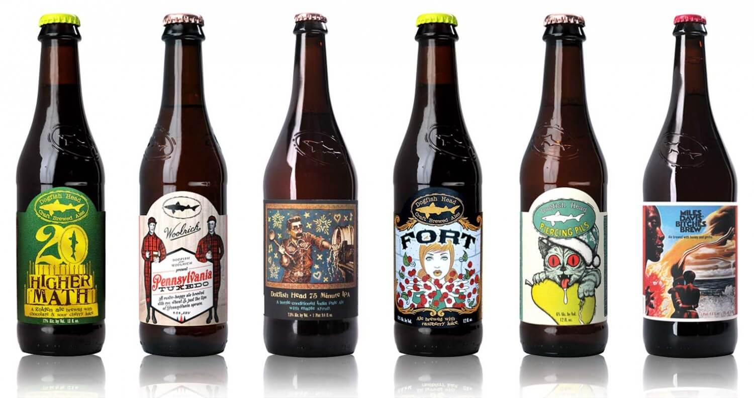dogfish head brewery One of dogfish head craft brewery's collaboration beers with molecular archaeologist dr patrick mcgovern according to dogfish head's website, in keeping with.