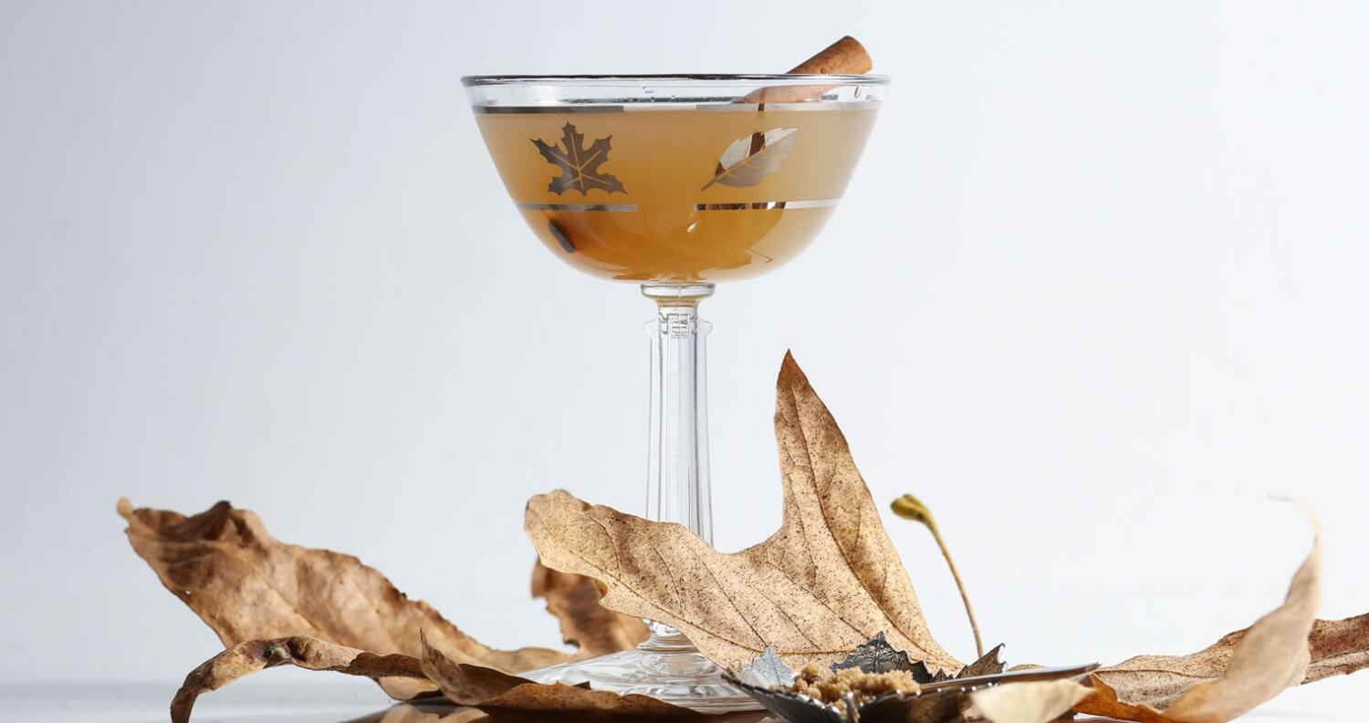First-of-Fall Cocktails to Make You Cozy