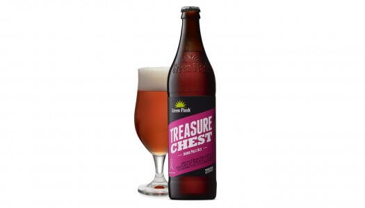 Green Flash Brewery Releases 'Treasure Chest Brew' – Supporting Cancer Prevention