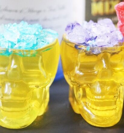 Trick or Treat: 6 Candy Cocktails for Halloween