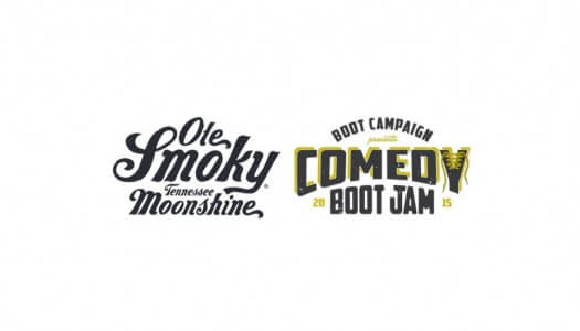 Ole Smoky Moonshine is the Official Spirits Sponsor of Comedy Boot Jam