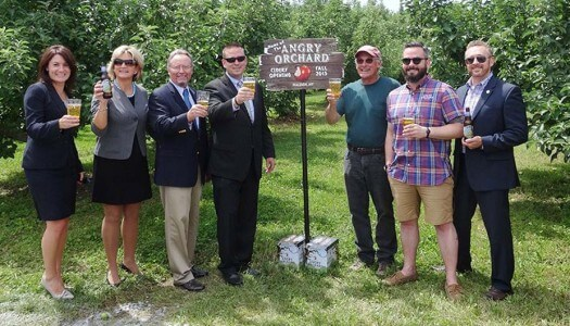 Angry Orchard Makes Walden, NY Its New Home