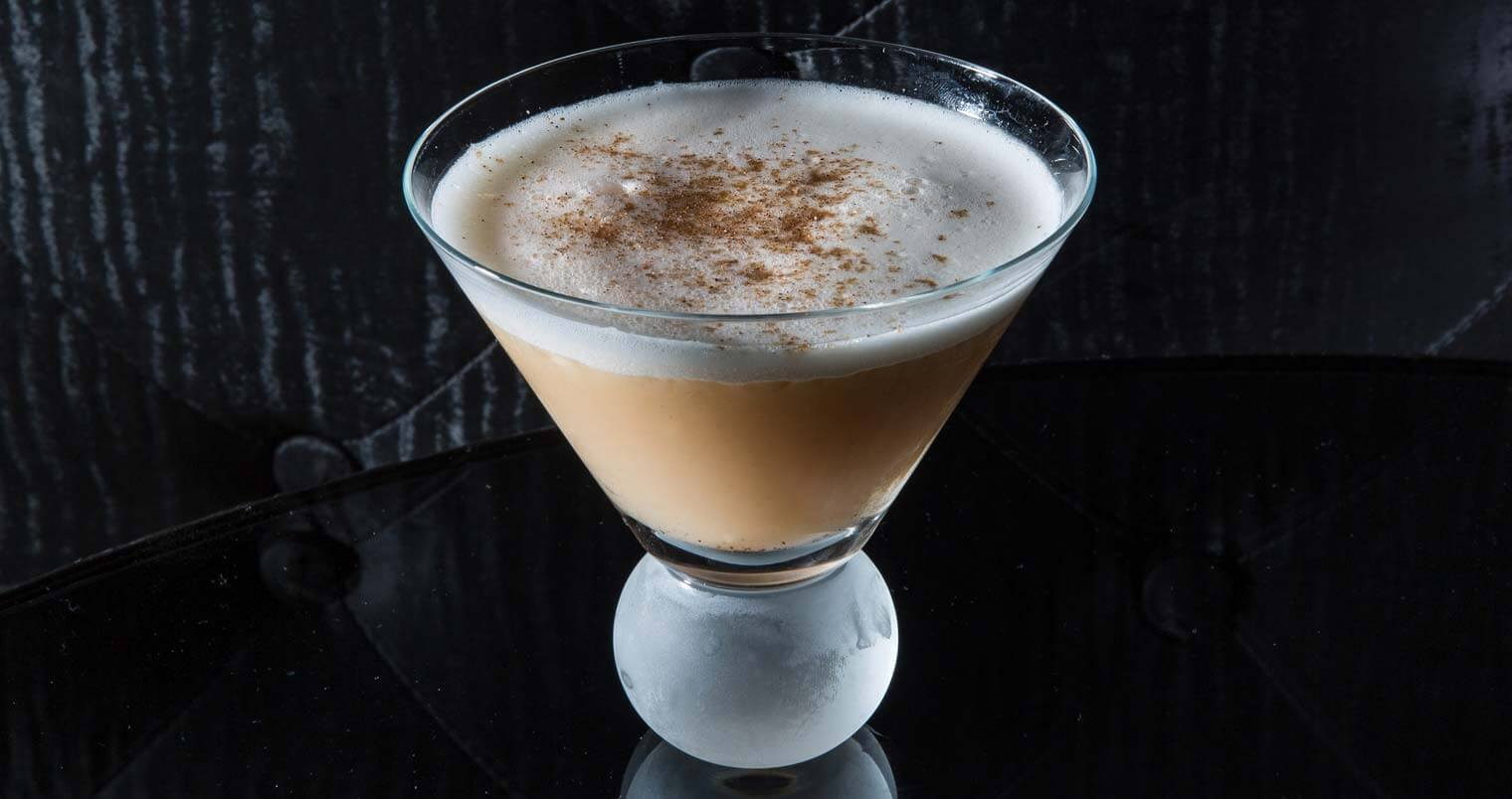 Chilled Drink of the Week: Apple Pie Cocktail