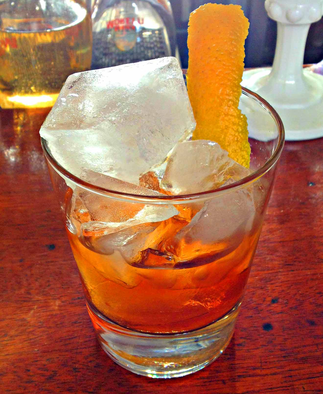 Butternut Old Fashioned