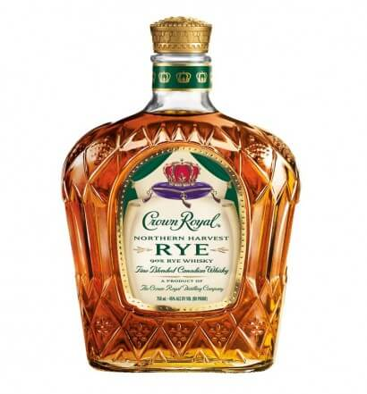 Crown Royal Northern Harvest Rye Named Canadian Whisky of the Year