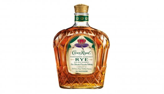 Crown Royal Northern Harvest Rye – 2016 World Whisky of the Year