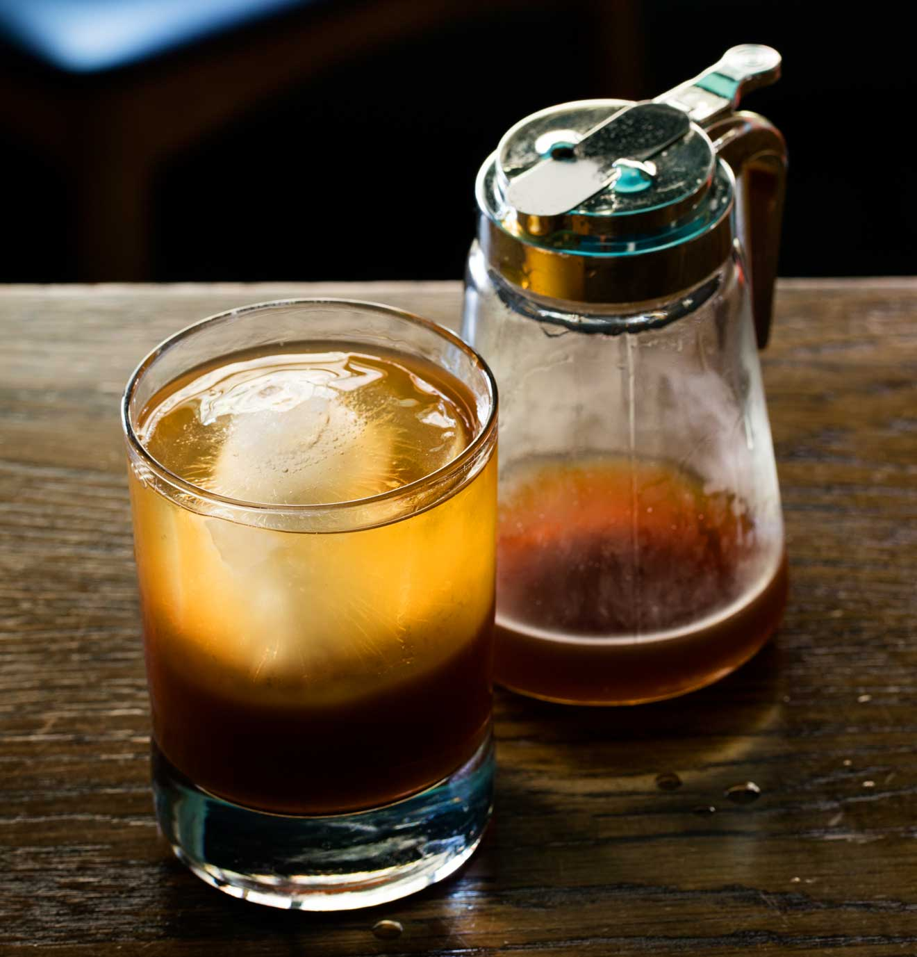 Flapjack Old Fashioned