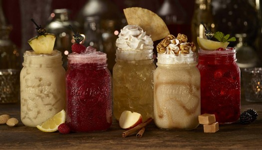 Holiday Inspired Mason Jar Cocktails From Hard Rock Cafe