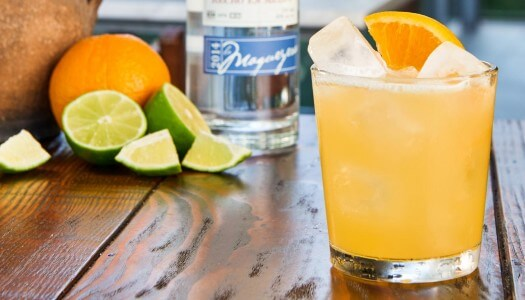 Chilled Drink of the Week: Bracero Cocina de Raiz Javier Wallbanger