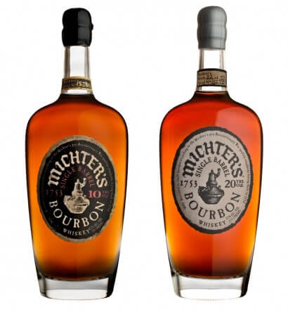 Michter's 10 Year and 20 Year Bourbons Released