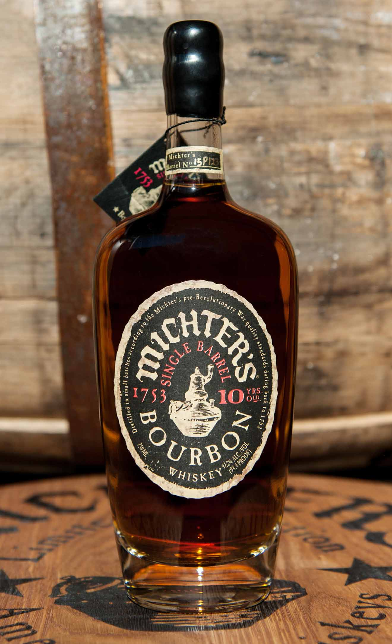 Michter's 10 Year Bourbon