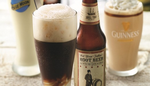 Red Robin Introduces Root Brewski Float with 'Not Your Father's Root Beer'