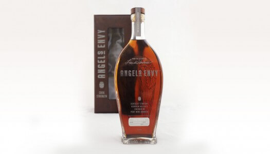 Angel's Envy Announces Cask Strength Limited-Edition Release