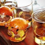 Try a $120 Burger - Paired with Jack Daniel's Limited Edition Sinatra Century