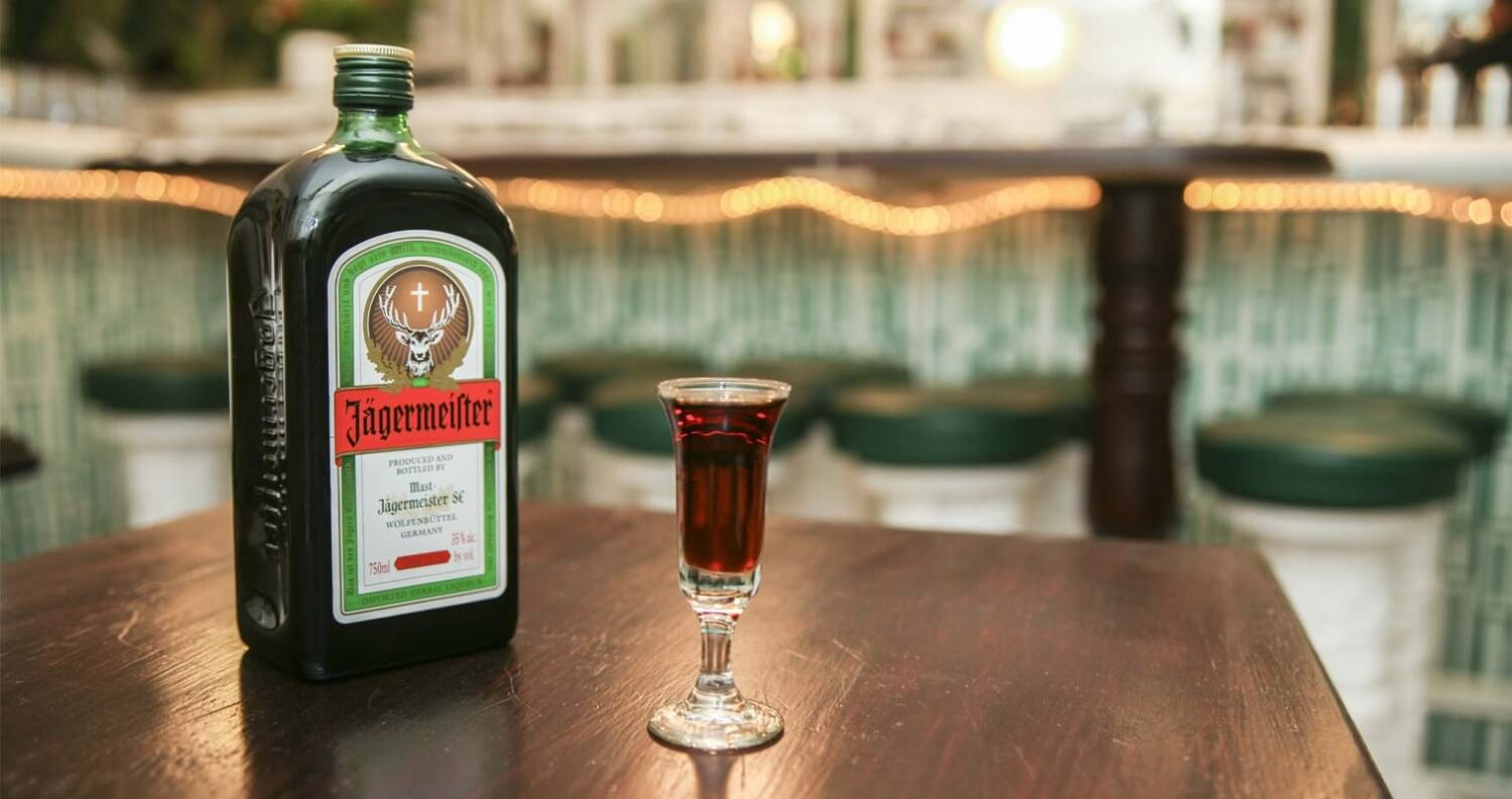 Easy to Mix: Jägermeister Jaguar Cocktail