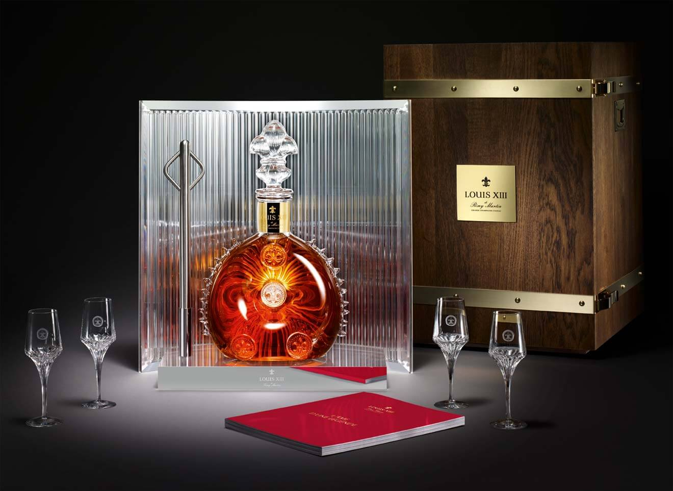 Louis Xiii Breaks Live Auction Record At Black Ball