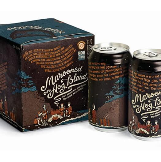 21st Amendment Brewery's 'Marooned on Hog Island' Returns