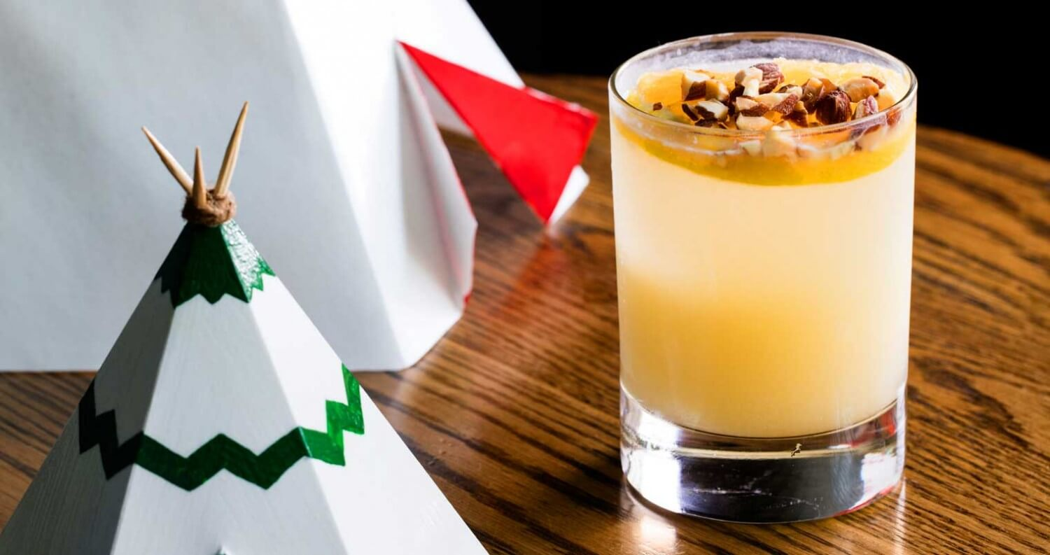 Get Your Kicks With Pouring Ribbons' Route 66 Menu