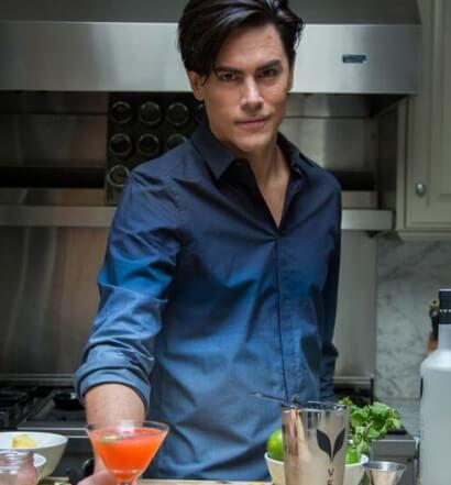 Cheatworthy Cocktails by Tom Sandoval