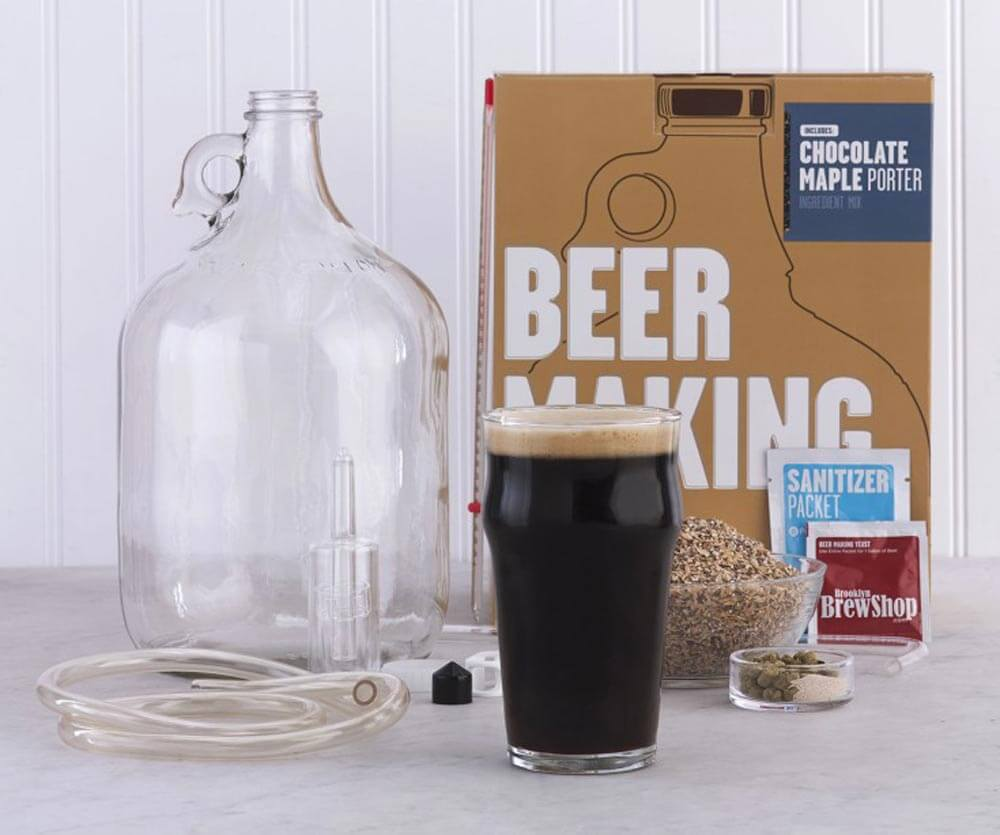 Chocolate Maple Porter Beer Kit