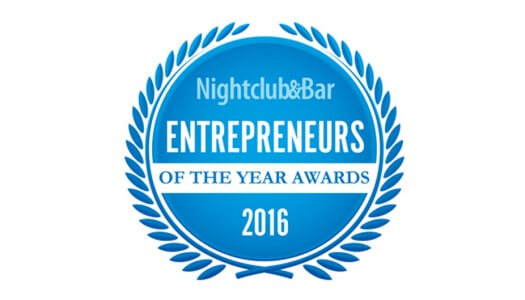 Nightclub & Bar Show Announces the 2016 Entrepreneurs Awards Program Winners