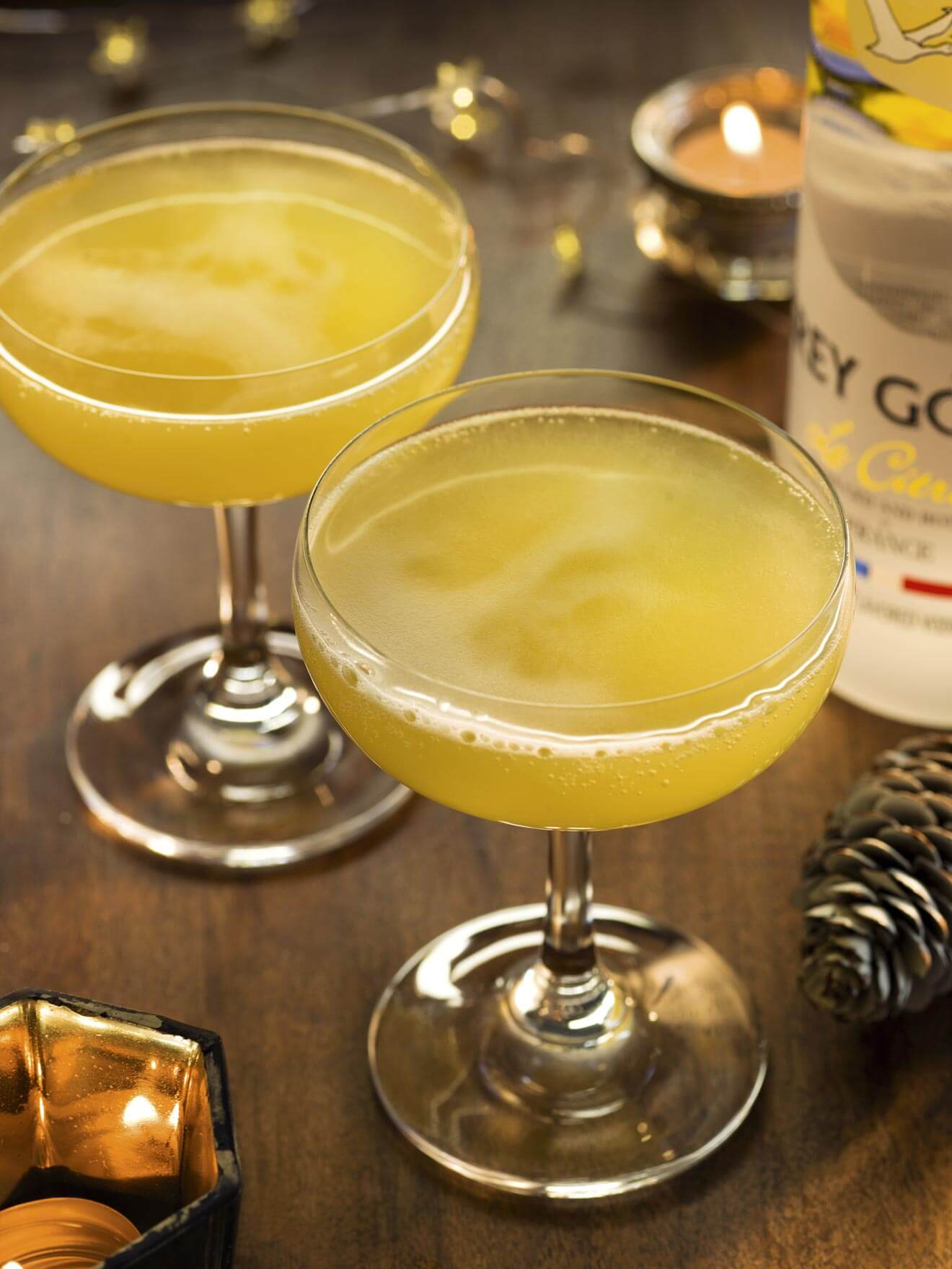 Fruits de Fête cocktail by Grey Goose Vodka