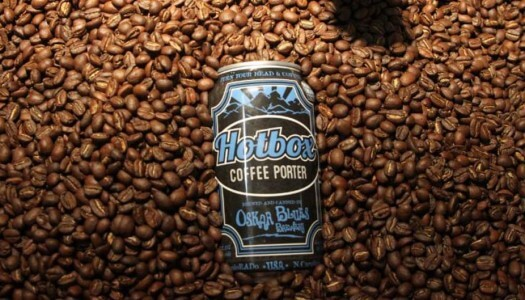 Oskar Blues Brewery and Hotbox Roasters Collaborate on Coffee-Infused Limited Release