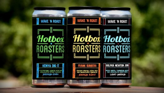 Oskar Blues Opens First Hotbox Roasters Location in RiNo Denver