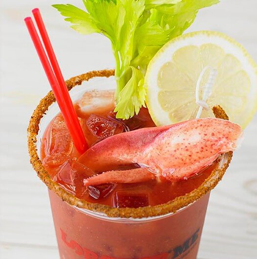 Celebrate National Bloody Mary Day with a Lobster Me Bloody Mary