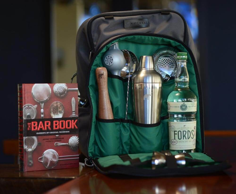 Mavenhal Ford's Gin Bar Bag