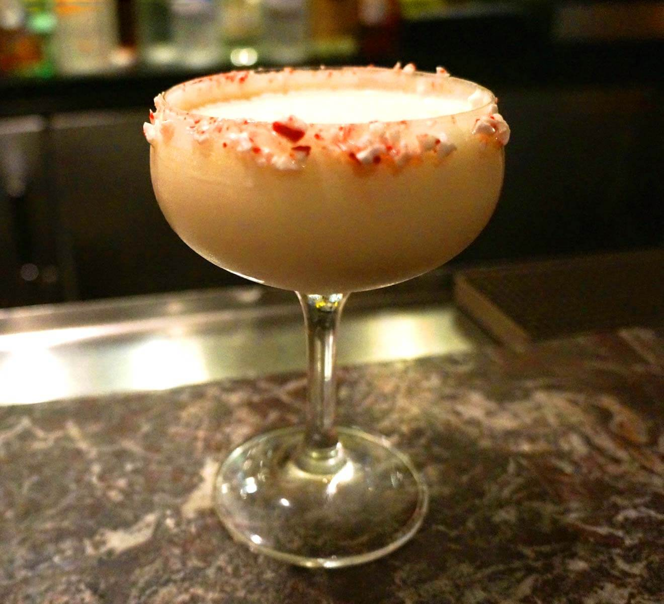 Chilled Drink of the Week: Peppermint Kiss