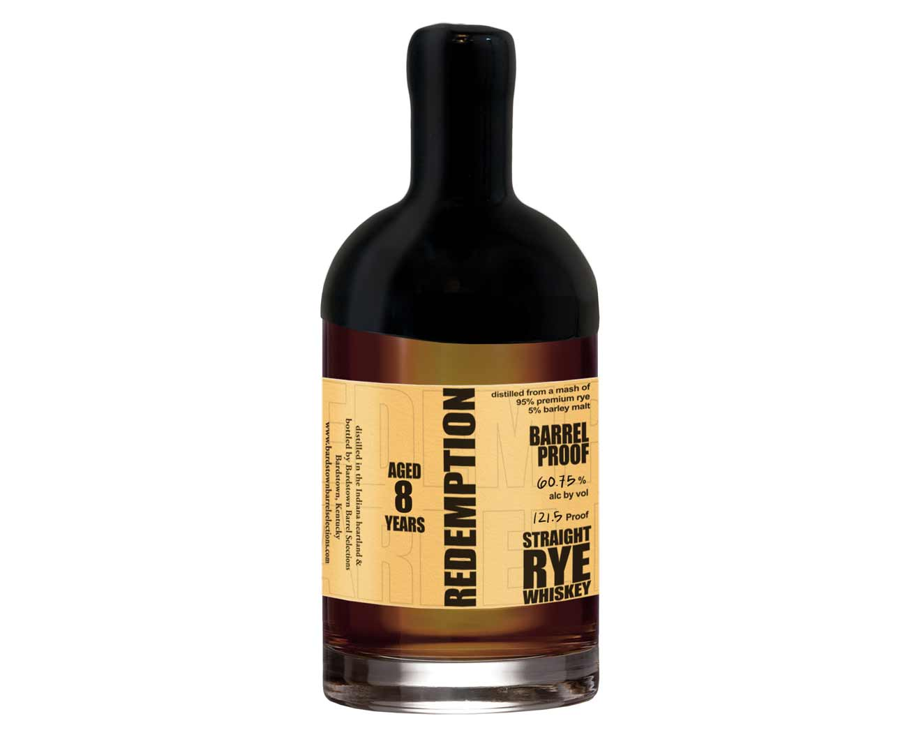 Redemption Barrel Select 8 Year Rye