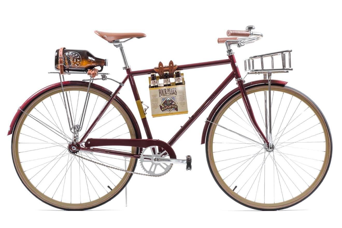 Four Peaks Brewing & State Bicycle Co. Transporter Bicycle