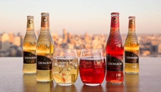 Strongbow Ciders Awarded Four Medals at World Cider Championships