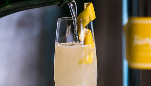 Must Mix: Champagne Cocktails for New Year's Eve Celebrations