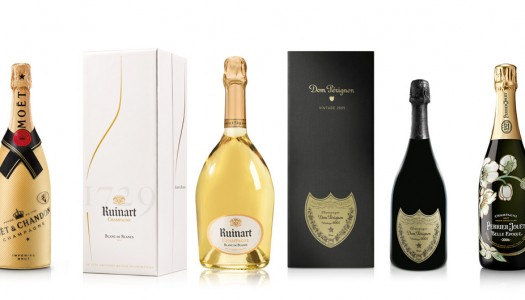 Four Big Name Champagnes for NYE