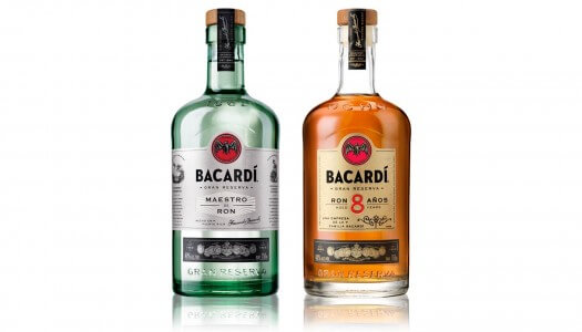 Give the Gift of Bacardi Gran Reserva