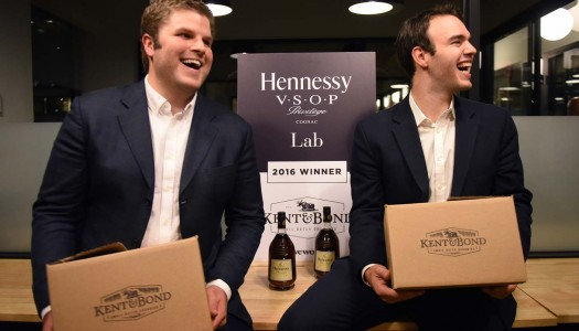 Hennessy & WeWork Invest in NYC Startup