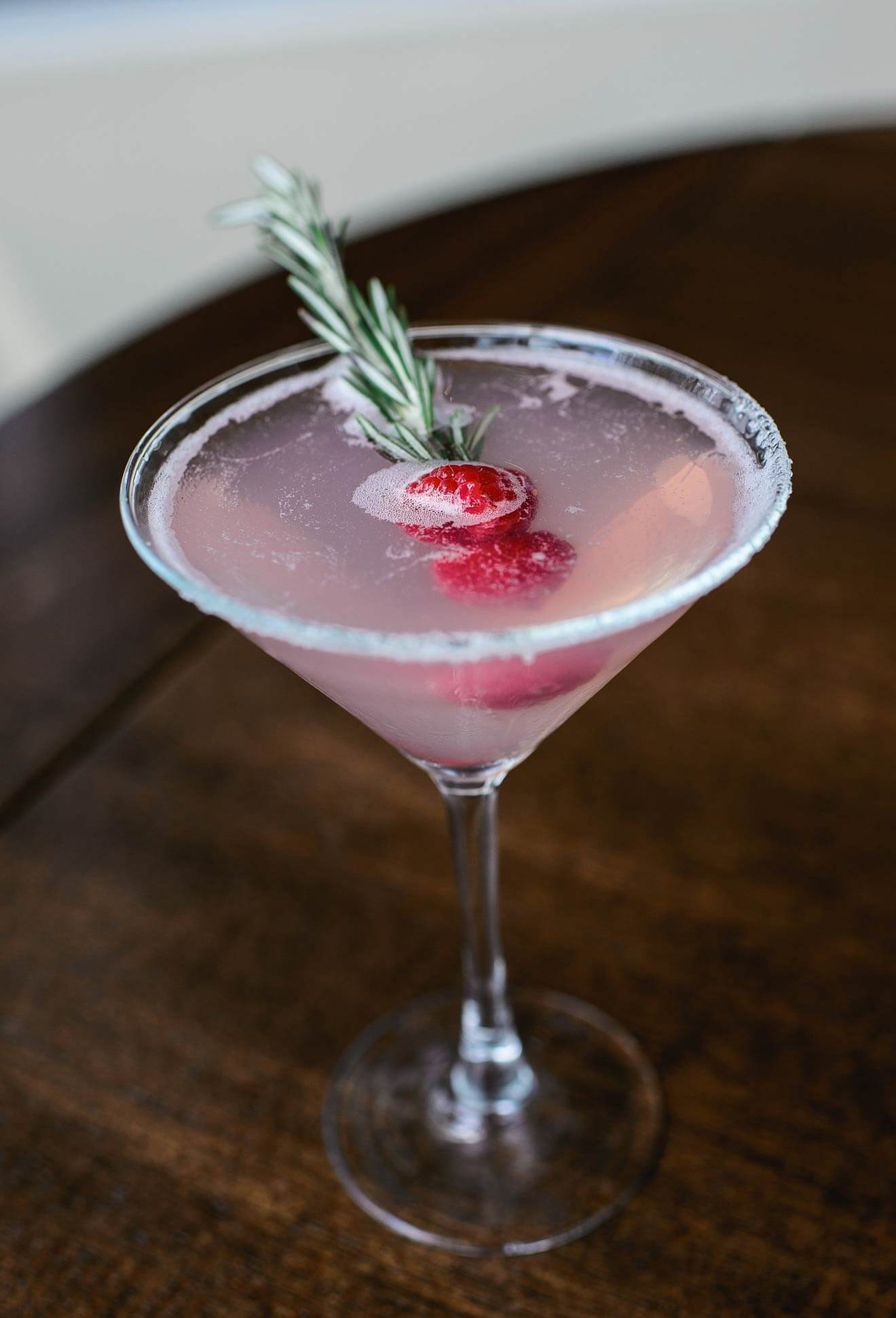 Drink of the Week: Mistletoe Martini