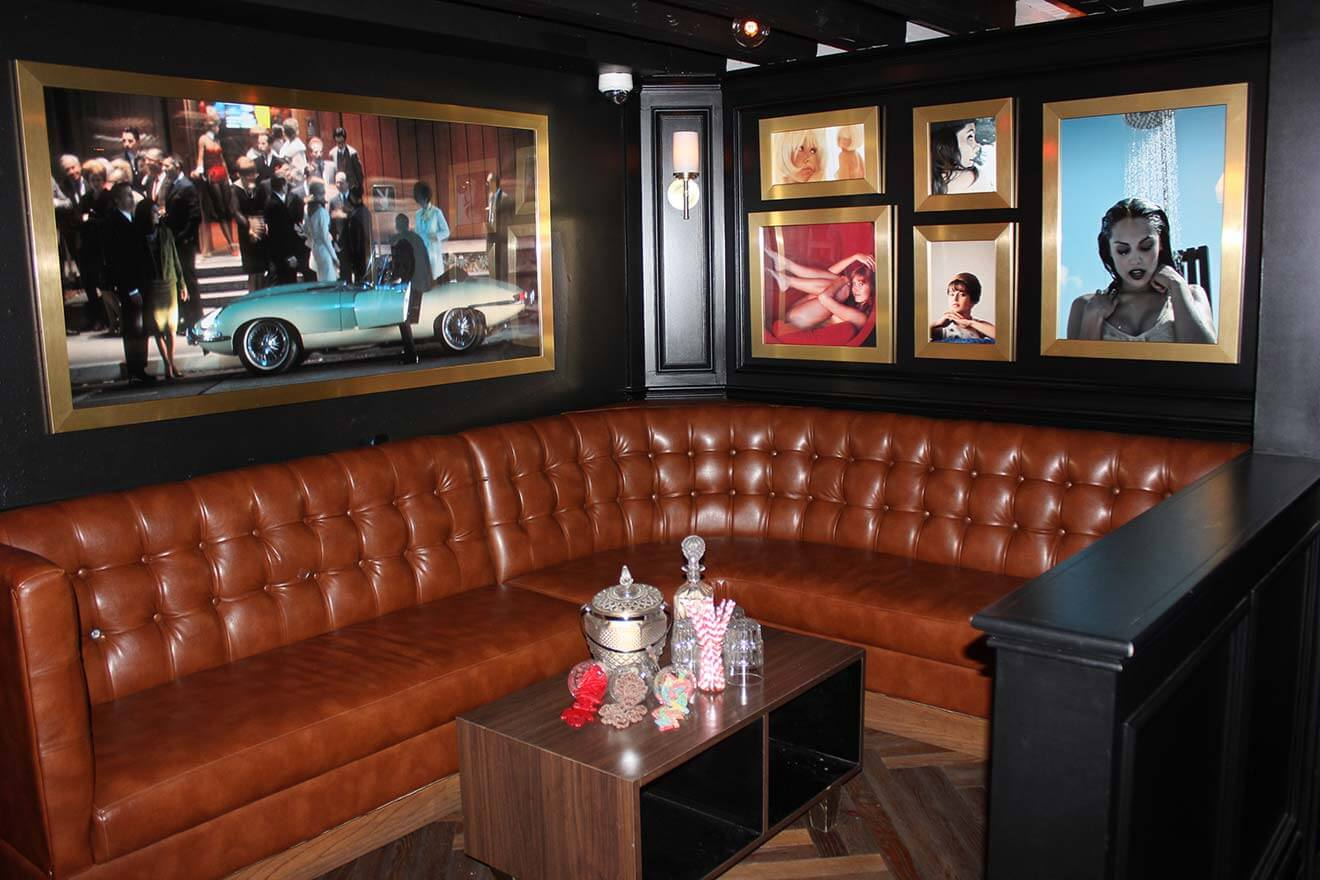 Bar 53 A Mad Men Style Retreat On The Iconic Sunset Strip